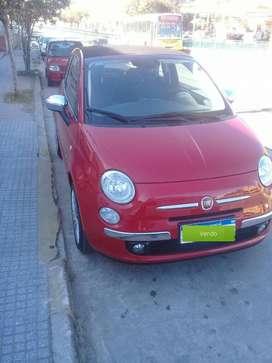 Fiat 500 Cabrilet