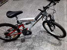 Bici impecable