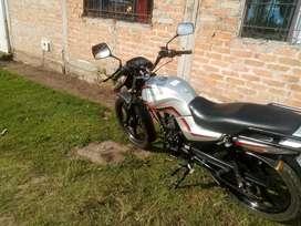 Vendo moto marca ICS 150 CC