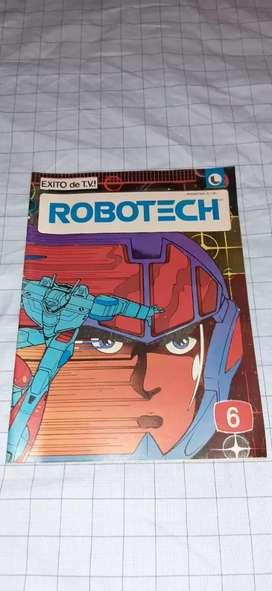 Revista robotech