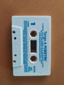 Tango & foxetin cassette