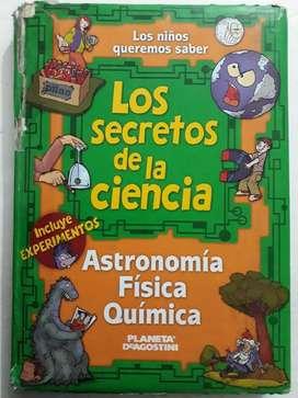 Secretos de La Ciencia, Libro Infantil