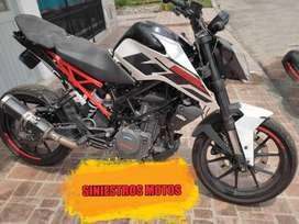 KTM DUKE 250 NG REPUESTOS