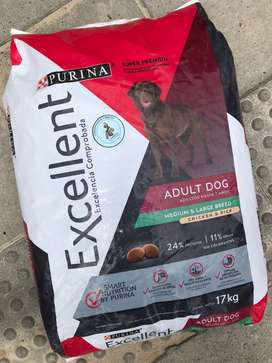 Purina Excellent Adulto 17 Kg