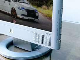 Monitor HP 15 pulgadas con Altavoces estero