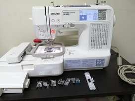 Maquina bordadora Brother LB-6800
