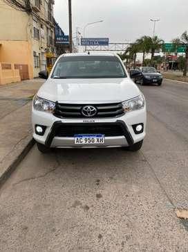 Toyota Hilux SR 2.4 4x2 TDI 2018