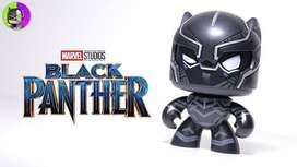 Pantera Negra Mighty Muggs Marvel Studios