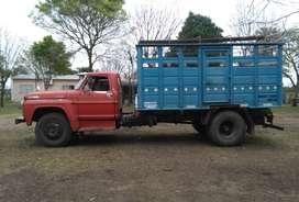 Vendo camion Ford 600 modelo 1968