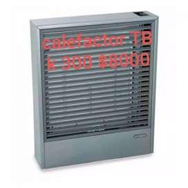 vendo calefactor TB de K 3000