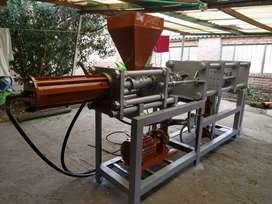 Maquina inyectora Hidraulica