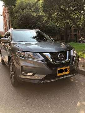 Nissan XTrail Advance, 2019, 7 puestos, full equipo, Unico dueño