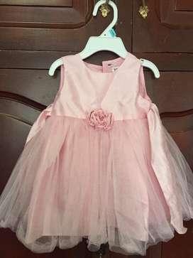 Vestidos de niña de 0-6 meses