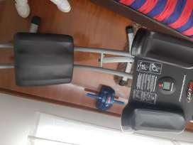 Vendo maquina elíptica  y máquina  para apdominales