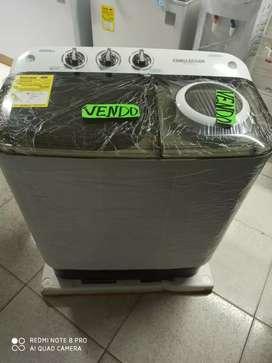 Hermosas lavadoras nuevas