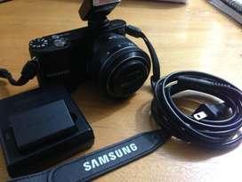 Cámara Samsung NX1000