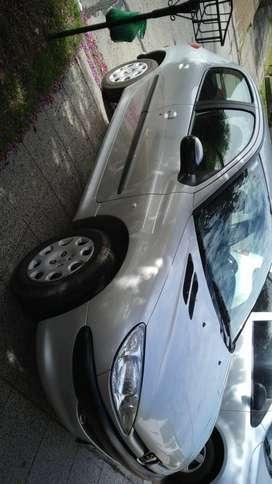 Peugeot 206 diesel  x-line 2008