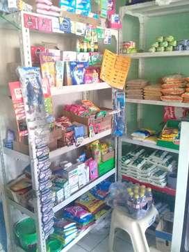 Tienda con productos