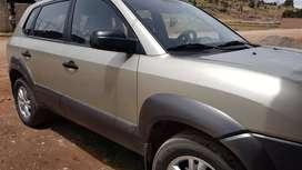 Vendo Hyundai Tucson del año 2009