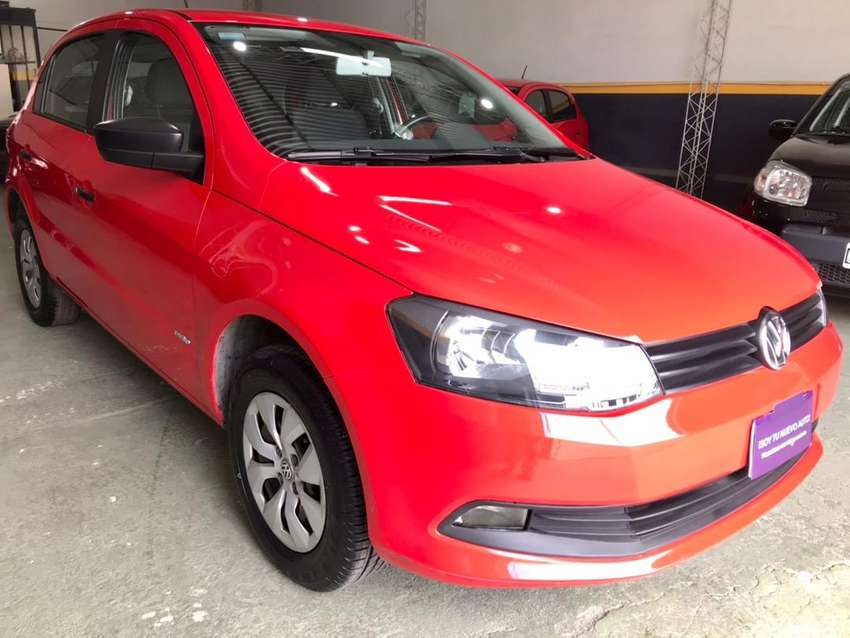 VW Gol Trend 2016 Impecable !!