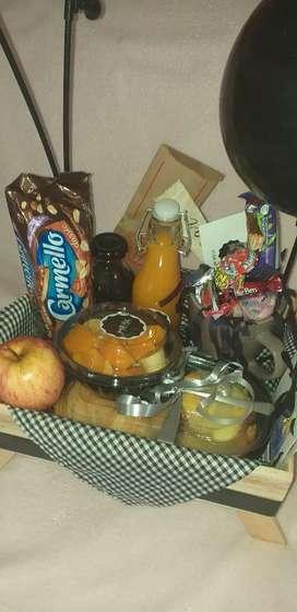 Desayunos y detalles sorpresa maWOOli.