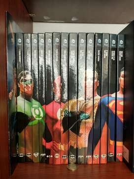 Colección DC Comics Vols. 1-15