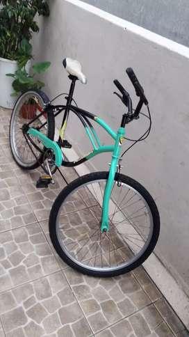 Bici 24 muy linda o permuto por bici menor valor