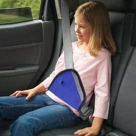 Ajustador del Cinturón de Seguridad Azul NUEVO
