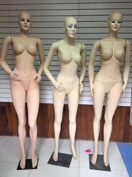 Maniquíes mujer cuerpo entero