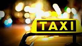 Se solicita conductor para taxi