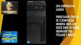 COMPUTADOR LENOVO CORE I5 3GEN