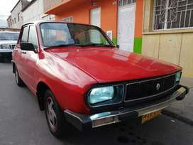 Vendo renault 12 export 1973