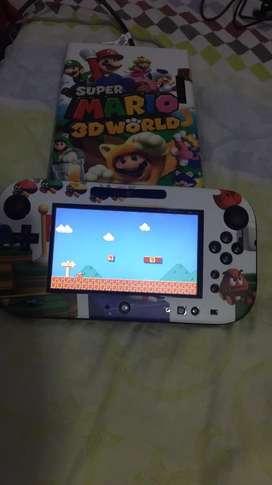 Nintendo wiu de 32 GB con 10 juegos interno