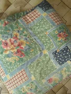 Abrigo cama dos plazas