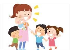 Busco trabajo de cuidar niños/adultos o/y de limpieza por horas