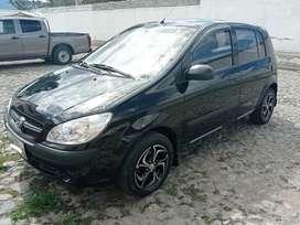 Vendo Hyundai getz 2011