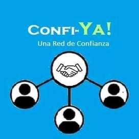 COMPRA CON SEGURIDAD Y CONFIANZA CON CONFI-YA