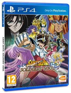 Saint Seiya PS4
