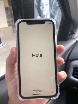Iphone X 64GB Silver/Plata