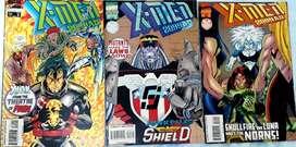 COMICS X-MEN 2099 (22,23,24)