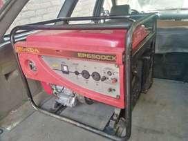 Alquiler de grupo electrogeno  generador 6509 Watts
