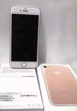 Iphone 7 rosado 128 gb