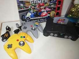 Se Vende Nintendo 64 Smash