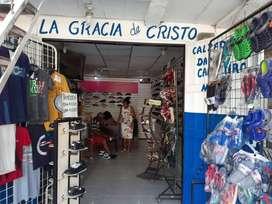 Se vende local de zapatos