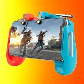 Gamepad Ak16 Gatilleros Gatillo Freefire Pubg Fortnite videojuego Samsung Xiaomi Huawei Motorola Sony Iphone