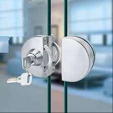 Cerraduras para puertas de vidrio