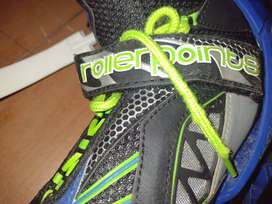 Vendo Patines semiprofesionales marca Roller Points