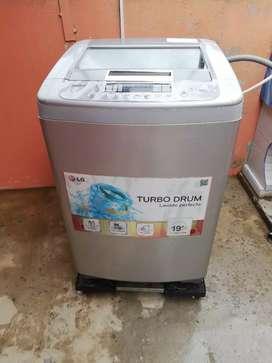 Lavadora LG 10.5 kg