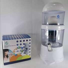 Purificador y mineralizador de agua 100% 14 litros