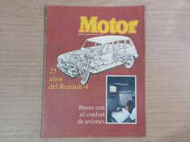 Revistas Motor